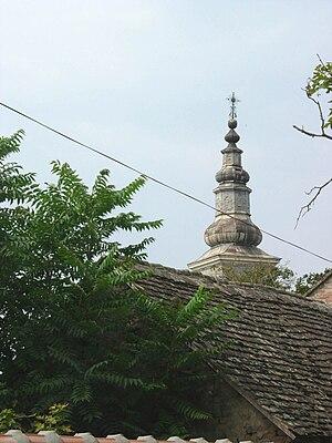 Međa, Žitište - The Orthodox Church