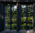 Meadow reflection, Fiddleford Manor House, Peter Neaum. - panoramio.jpg