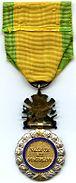 Medaille Militaire 3e Republique France REVERS