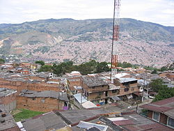 Medellin northerm districts.JPG