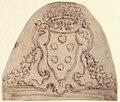 Medici Coat of Arms on top of a Window of Door Frame MET 52.570.229.jpg