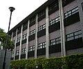 Meigakukan Hall, Kinugasa Campus (Ritsumeikan University, Kyoto, Japan).JPG