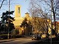 Meilahden kirkko, Jalavatie.jpg