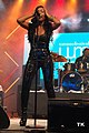 Melanie Fiona at Luminato 2010 (2).jpg