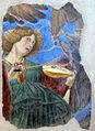 Melozzo da forlì, angeli musicanti, 1480 ca., da ss. apostoli, 04.JPG