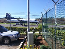 Melville Hall Airport