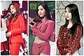 Members of T-ara N4 during a showcase on June 14, 2017.jpg