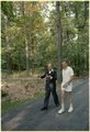Menahem Begin with Zbigniew Brzezinski at Camp David - NARA - 181243.tif