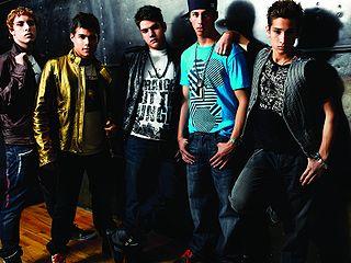 Menudo (band) Puerto Rican boy band