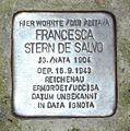 Meran Stolperstein Francesca Stern de Salvo.jpg