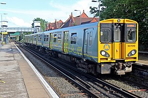 Image result for mersey rail