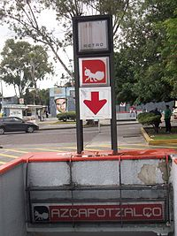 Metro Azcapotzalco 02.jpg