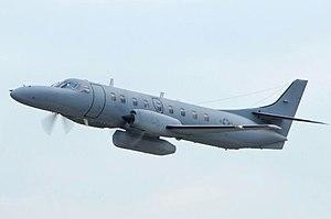 Fairchild C-26 Metroliner - Image: Metroliner C 26