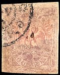 Mexico 1864 stamp forgery medio real bogus cancel.jpg