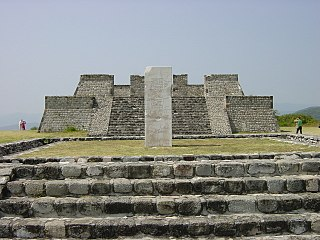 Xochicalco pre-Columbian archaeological site in the Municipality of Miacatlán in the western part of the Mexican state of Morelos