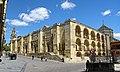 Mezquita de Córdoba, exterior del muro de la quibla..jpg
