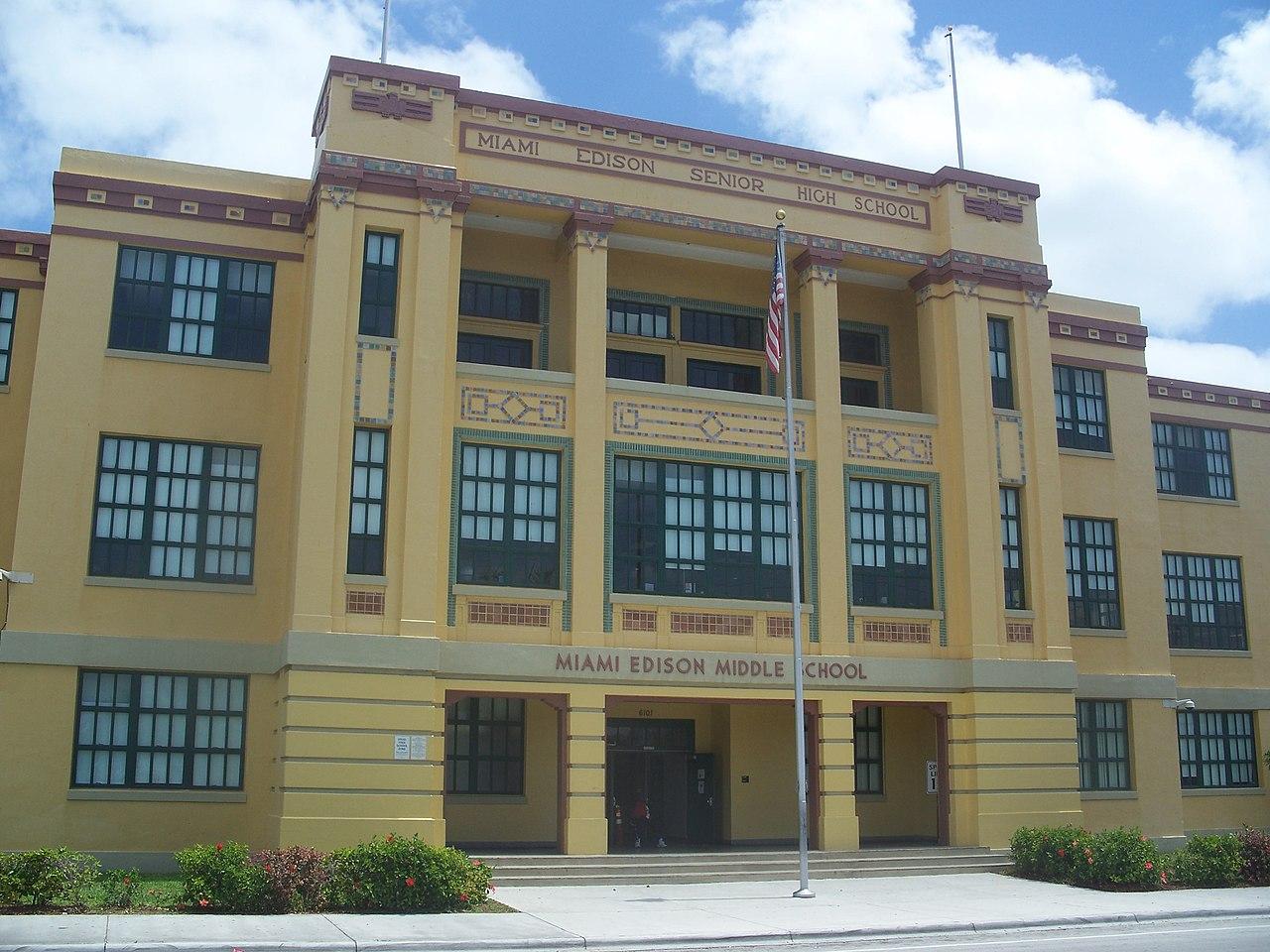 North Miami Beach High School Graduation