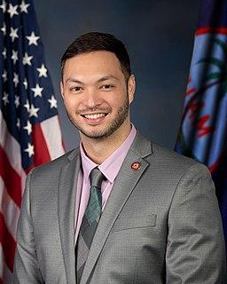 Michael San Nicolas Guam politician
