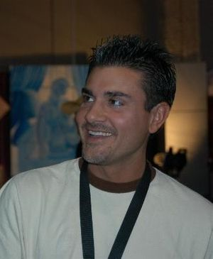 Michael Stefano - Stefano at the 2005 AVN Adult Entertainment Expo