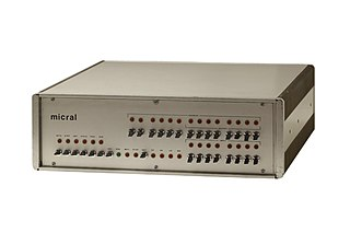 Micral Computer by R2E