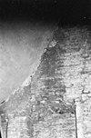 middenbeuk oude schip, zuid muur met verhoging. - amersfoort - 20009227 - rce
