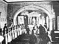 Miensk, Felicyjanaŭskaja, Kaplica. Менск, Фэліцыянаўская, Капліца (1909).jpg