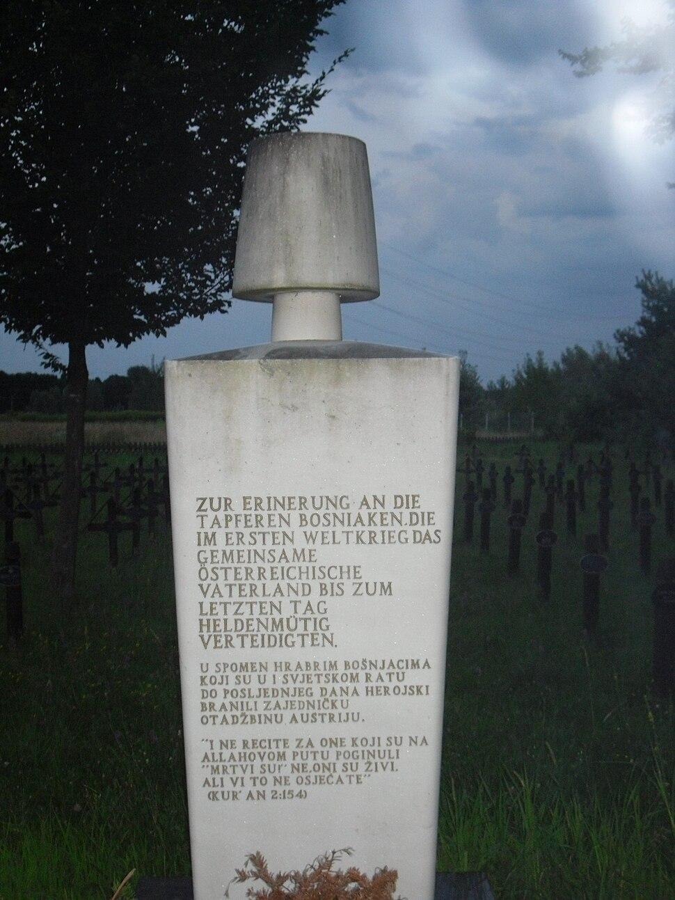 Militärfriedhof Lebring 3