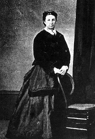 Minnie Dean - Minnie Dean at the time of her marriage in 1872