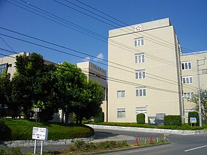 Mito Saiseikai General Hospital.JPG