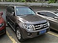 Mitsubishi Pajero CN Spec V6 3.0L(After First Minor change)07.jpg
