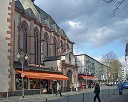 Töngesgasse in Frankfurt am Main