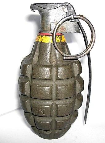 Grenade - Wikiwand