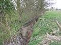 Moat Brook upstream of Codsall footbridge - geograph.org.uk - 2338019.jpg