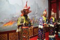 Model of Qianling Mausoleum (9909699004).jpg