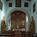 Monasterio de Santa Sofía, Toro. Presbiterio.jpg