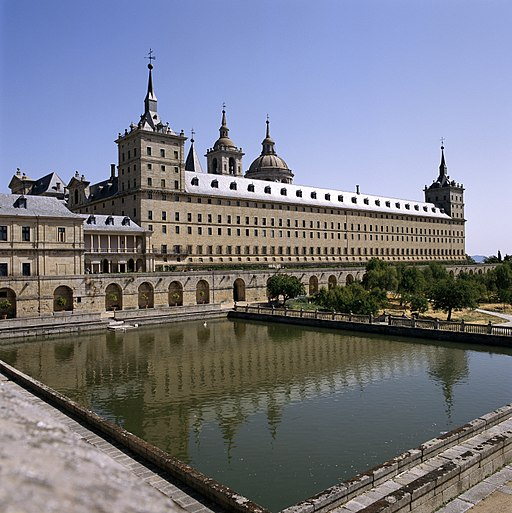 Monastery and Site of the Escurial, Madrid-110223
