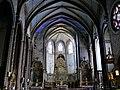 Montréal (Aude) - Collégiale St. Vincent -04.jpg