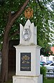 Monument 60 years emperor Franz Joseph, Krumau am Kamp.jpg