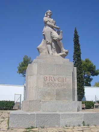 Drummer of El Bruc - Monument to the Drummer of El Bruc