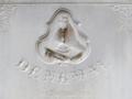 Moosbach Pfarrkiirche - Priestergrab 1a.png