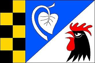 Morašice (Chrudim District) - Image: Morašice (okres Chrudim) vlajka