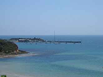 Mornington, Victoria - Mornington Yacht Club