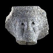 Mortar with face AO 18514