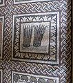 Mosaico con ortaggi e animali, da via prenestina a toragnola, 350-75 ca. 02.JPG