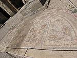 Mosaico dalla chiesa paleocristiana di Eucharistos ad Arkasa, IV-V sec.jpg