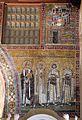 Mosaico della cappella di s. teodoro, 650 ca, restaurati nel 1826-28, 06.jpg