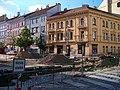 Moskevská, rekonstrukce, křižovatka s Žitomírskou (01).jpg