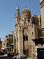 Mosque of amir Aytimish al-Bajasi (1383) DSCF8212.jpg