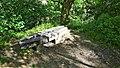 Mote Hill and seat, Cumnock, East Ayrshire, Scotland.jpg