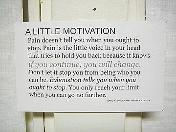 Motivation and emotion...